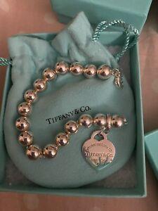 tiffany and co bead ball bracelet