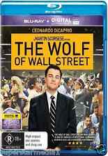 The Wolf of Wall Street : NEW Blu-Ray