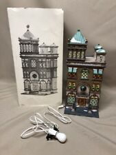 Dept 56 Heritage Village Collection Christmas in the City The City Globe 58883