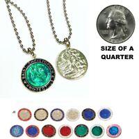 St Small Fuchsia//Fuchsia Christopher Surf Medal