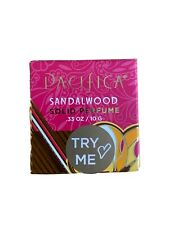 Pacifica SANDALWOOD SOLID PERFUME 0.33oz/10g New In Box