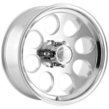 "4-Ion 171 16x10 6x5.5"" -38mm Polished Wheels Rims 16"" Inch"