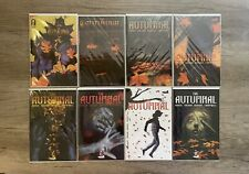 The Autumnal (2021) #1-8. Complete Series. Vault Comics. Horror. Bagged&Boarded.