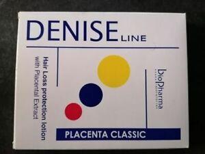 Biopharma Denise Placenta 6X10ml /Anti Hair Loss & Anti Dandruf action / 3 BOX
