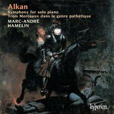 Alkan: Symphony for solo piano, Souvenirs - Marc-André Hamelin (Hyperion CD)