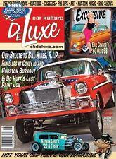 Car Kulture Deluxe #77. Lil Bat. 1956 Chev gasser. 1936 Ford. 1951 Mercury