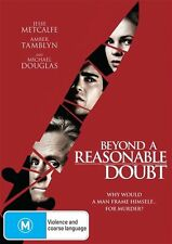 Beyond A Reasonable Doubt (DVD, 2010)