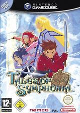 GameCube Spiel - Tales of Symphonia (mit OVP) (PAL) GC