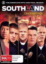 Southland : Season 5 (DVD, 2014, 2-Disc Set)  New, ExRetail Stock, Genuine D51