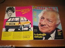 DdC 1985/25=GIOVANNI AGNELLI=GIOVANNI PANDICO=CINO RICCI=ANDREA CASIRAGHI=