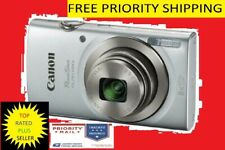 QUALITY REFURBISHED  BY CANON POWERSHOT ELPH 180 FREE  PRIORITY SHIP