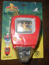 1994 RARE MIGHTY MORPHIN POWER RANGERS TV PROJECTOR NITE LIGHT