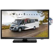 Reflexion LDDW20N LED HD Fernseher 20 Zoll TV DVB-S2/C/T2 DVD 12/24/230 Volt