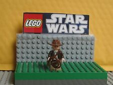 "INDIANA JONES LEGO LOT MINIFIGURE--MINI FIG "" INDIANA JONES --7628 CRYSTAL SKULL"