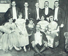 Earl Fitzwilliam Hunt Ball Retford Town Hall Barnby Moor Meet 1923 Photo Article