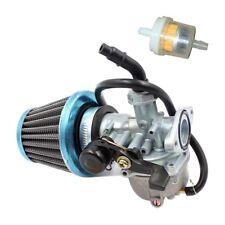 Carbu Carburateur ATV PZ19 pour 50cc 70cc 80cc 90cc 110cc 125cc VTT