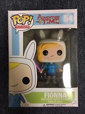 Funko Pop Adventure Time Fionna #54 Mint Condition
