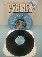 Pebbles. Vol 6. MOD  -  Vinyl LP Vinyl 60s Garage Punk Psych