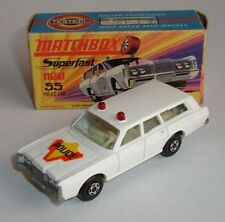 Matchbox Superfast Mercury Car Diecast Vehicles