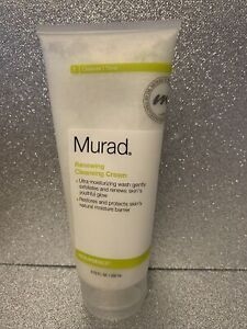 Murad Renewing Cleansing Cream 200ml New(O) No Box Sealed