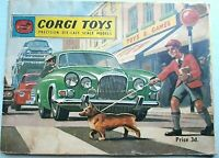 Valued at circa £40-1963 Dinky Toys Catalogue-C100/62- Exellent+