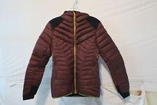 BLACKYAK Sibu Hybrid Down Jacket - Women's XS Decadent Chocolate Retail $499.95