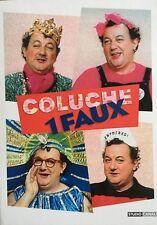 Coluche 1 Faux - Coffret 2 DVD