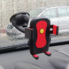 Car Windshield Dashboard Auto Lock Mount Holder Cradle for Mobile Cell Phone GPS