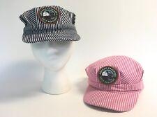 New Rare Amtrak Cascades 2017 Rollout Pink Blue Child Hats Caps Siemens SC-44