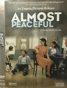 Almost Peaceful DVD French WW 2 II War Movie - ENGLISH SUBS - SHIPS FROM SYDNEY