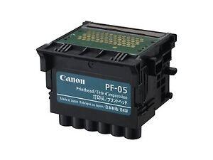 Canon Print Head PF-05 3872B001 Genuine official model New!