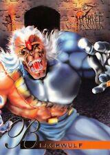 BLACKWULF / 1995 Fleer Flair Marvel Annual BASE Trading Card #87