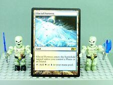 MTG Glacial Fortress Magic 2013 NM Nonfoil Magic Card Land Collectable (2)