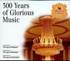 Reader's Digest / 300 Years Of Glorious Music - 3CD Fat Box - MINT