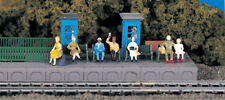 HO FIGURES SITTING PASSENGERS      BAC42342   NIB NEVER OPENED
