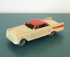 INGAP Italy #12 Chrysler Imperial Tan/Red Vintage Plastic Toy Car