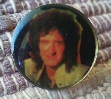 Brian May pin badge Queen Lead Guitarist