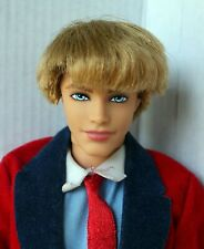 Ken Doll Fashionista Articulated Arms Redressed as Groom Beautiful