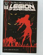 LEGION OF SUPER HEROES # 63 - FINAL ISSUE ( ND - 1989 )