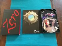 Renato Zero - Zero Box Raccolta Long Digipack 1996 2x Cd Perfetti