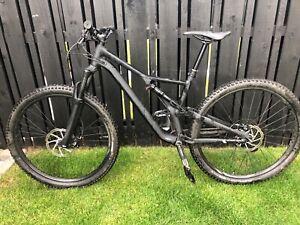 Specialized Stumpjumper ST 29er Large mountain bike 2020 matt black