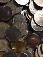200 Gramm Restmünzen/Umlaufmünzen Indien