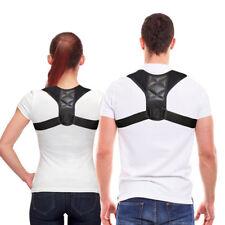 Posture Humpback Correction Clavicle Support Brace Unisex Resistance Band Fix