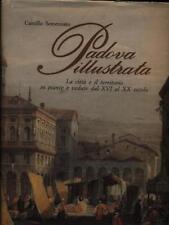 PADOVA ILLUSTRATA  CAMILLO SEMENZATO EDITORIALE PROGRAMMA 1988