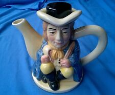 Ornamental Toby Jug Teapot, Collectable