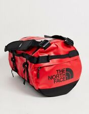 The North Face Base Camp Duffle Bag Small Red 50L Litre RRP £100 Backpack Duffel
