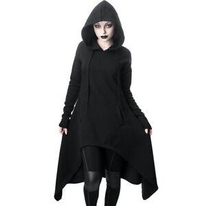 Killstar Gothic Goth Okkult Punk Kapuzenpullover - Dungeoness Hoodie