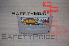 Super Everdrive Nintendo SNES Famicom Flash Cart 8gb Sd Card SFC NES SUPABOY