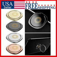Cell Phone Ring Holder Universal 360° Finger Stand Car Magnetic Metal Plate