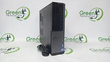 Dell Optiplex 790 Desktop PC Intel i3-2120 3.3GHz 4GB RAM 250GB HDD Win 7 Pro 64